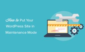 5 cara efektif dalam maintenance WordPress