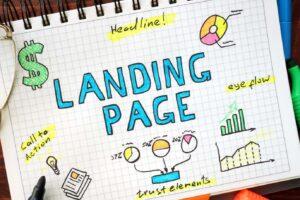 Benefit Landing Page untuk Produk