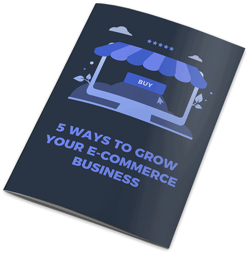 Ecommerce, 5 Ways To Grow Your E-Commerce Business